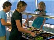 silverswift cruise lunch buffet