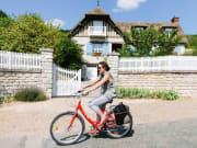france giverny paris bike tour
