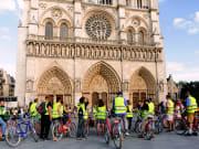 Paris Bike Tour Notre Dame