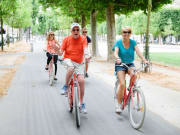 france, paris, bike