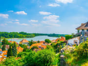 View of Szentendre town