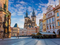 Czech_Republic_Prague_Old_Town_Square_with_Tyn_Church_shutterstock_428804917
