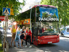 Stromma, Panorama, Sightseeing, bus, tour
