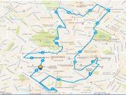 Mappa 1 Frigerio