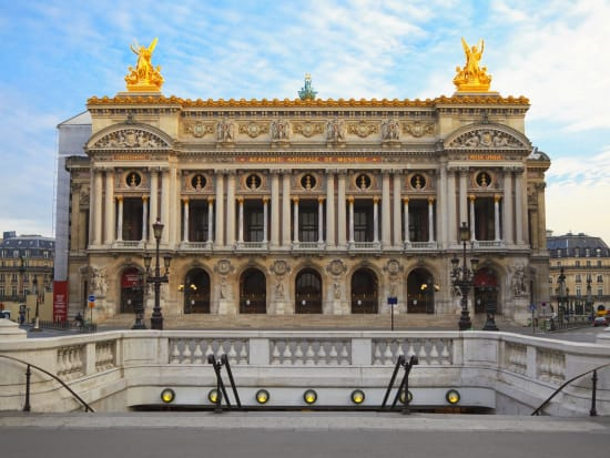 France, Paris, Opera Garnier