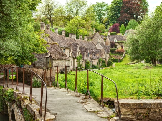England_Cotswold_village of Bibury_shutterstock_653628877