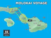 Molokai Voyage Map 11 x 8.5-1
