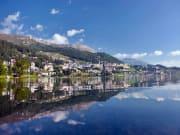 Moritz Lake, Switzerland