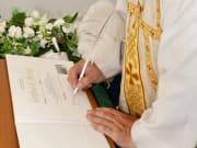 結婚承認式(平服)2