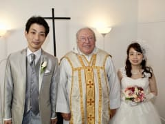 結婚承認式(衣装用)