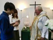 結婚承認式(司祭)