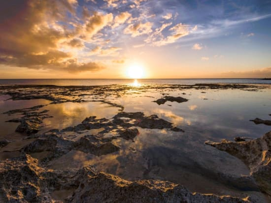 Hawaii_Oahu_Photography Tours_Sunset at the cove