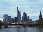 Germany_Frankfurt_Night Skyline
