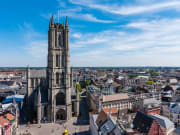 Belgium-Ghent-StBavosCathedral