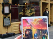 london james bond walking tour