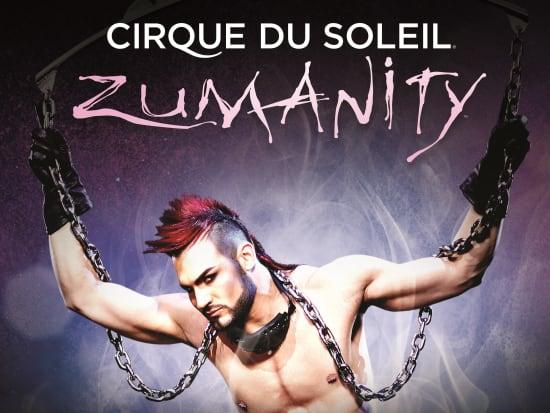 Zumanity 10x10 Chains Naughty