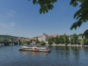 prague hop on hop off bus and boat tour