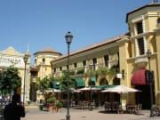 Italy, Milan, Fidenza Village Shopping Tour