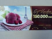 Fanny Gift Vaucher 150,000vnd