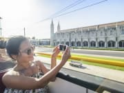 lisbon hop on hop off sightseeing tour portugal