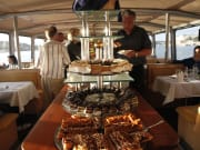 danube river, cruise, lunch, dinner, budapest