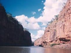 Katherine Gorge Cruise & Edith Falls