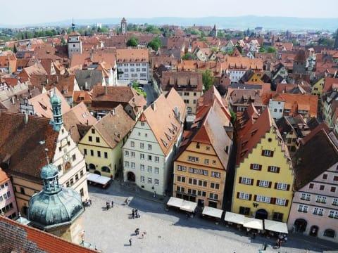 ドイツ(ミュンヘン)旅行の観光...