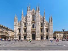 Milan, Duomo Cathedral, Italy