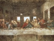 The Last Supper, Leonardo da Vinci. Milan