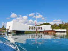 Hawaii_Oahu_Pearl Harbor_Arizona Memorial_shutterstock_57293461
