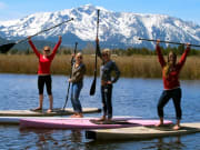USA_California_Paddle Boarding