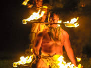 Fire knife dancing 2