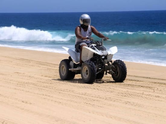 Gear Up For A Thrilling 2 5 Hour Atv Ride Along Migriño Beach And Conquer Dirt Paths With Your Guide See Various Flora Fauna Desert Dunes The