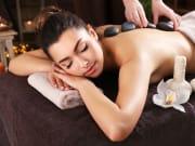 Warm Stone Massage Bali