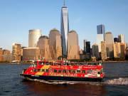 USA_New York_Harbor ferry cruise