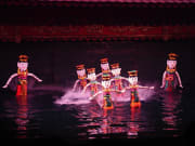 The Golden Dragon Water Puppet Theater Ho Chi Minh