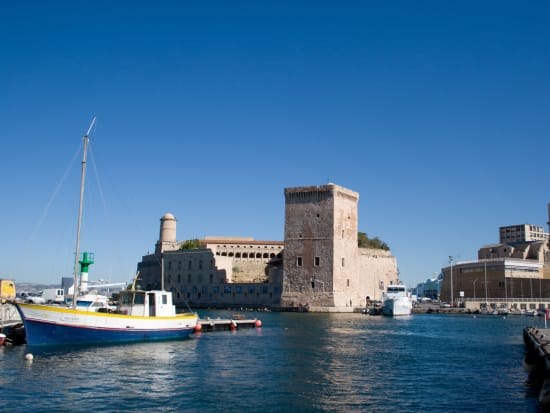 Fort st Nicholas