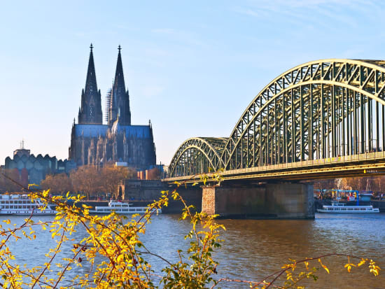 Germany Cologne River Cruise