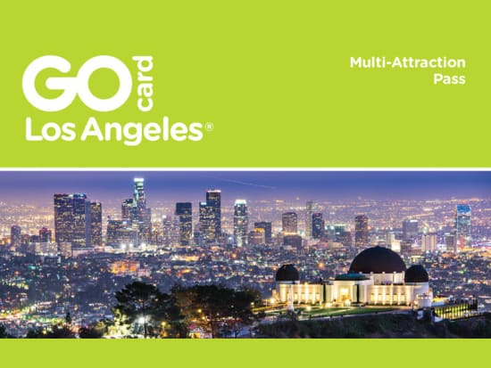 USA_California_Los Angeles_Go Card