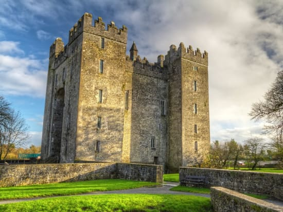 Ireland, Bunratty Castle & Folk Park