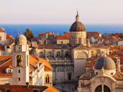 Croatia_Dubrovnik_Old_Town_Sunset_shutterstock_84818713