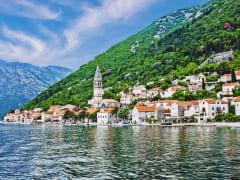 Croatia Kotor Bay Montenegro