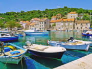 Croatia Sipan Island docks