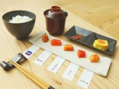 Mentaiko tasting at Suito Fukuoka