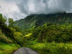 Tahiti Papenoo Valley