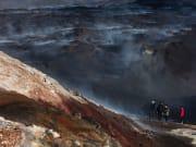 Iceland, Volcano Hike, Thorsmork Volcano