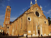 Italy_Venice_Santa Maria Gloriosa dei Frari_shutterstock_67809094