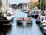 Copenhagen, boat tour, sightseeing tour