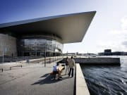 Copenhagen, bus and boat tour, sightseeing tour