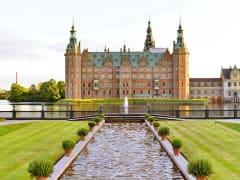 Denmark Hillerod Frederiksborg Castle